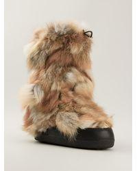Chloé Winter Boots - Lyst