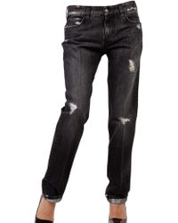 Notify Jeans Nero - Lyst