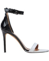 Givenchy Sandals black - Lyst