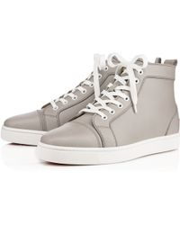 Christian Louboutin Louis Men'S Flat - Lyst