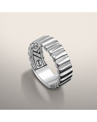 John Hardy Band Ring - Lyst