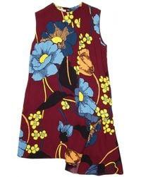 Marni   Sleeveless Tunic Dress   Lyst