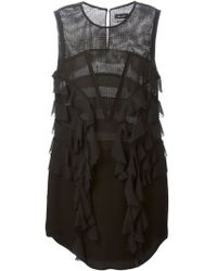 Isabel Marant 'Rafael' Dress - Lyst