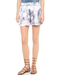 Won Hundred - Bonny Shorts - Lyst