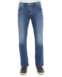 J Brand Kane Straight-Leg Jeans - Lyst