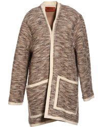 Missoni Midlength Jacket - Lyst