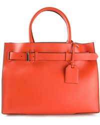 Reed Krakoff RK40L Calf-Leather Tote - Lyst
