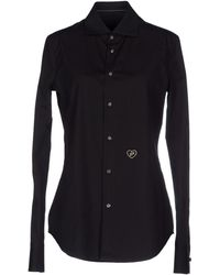 DSquared² Shirt black - Lyst