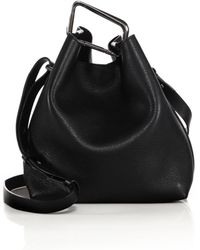 3.1 Phillip Lim Quill Mini Bucket Bag - Lyst