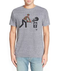 Ames Bros - . 'teen Spirit' Graphic T-shirt - Lyst