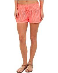Roxy Love Seeker Boardshort - Lyst