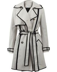 Lanvin | Macintosh Trench Coat | Lyst