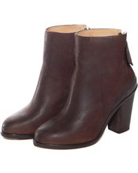 Rag & Bone Brown Kerr Boot - Lyst