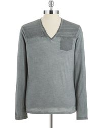 William Rast - Space-dyed Pullover - Lyst
