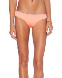 L*space Lydia Dae Reversible Bikini Bottom - Lyst