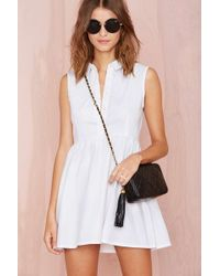 Nasty Gal Tori Dress - Lyst
