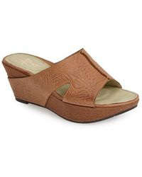 Otbt 'Hannible' Wedge Sandal - Lyst