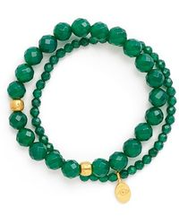 Satya Jewelry - Beaded Stretch Bracelets - Lyst