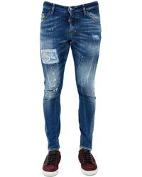 DSquared² Sexy Twist Jeans - Lyst