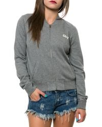 Obey The Tompkins Jacket - Lyst