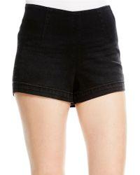 Jessica Simpson High-Waist Shorts - Lyst