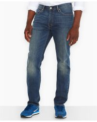 Levi's 541 Athleticfit Blue Cannyon Jeans - Lyst