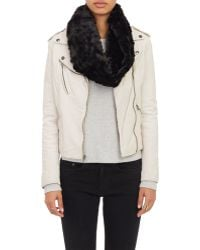 Imposter - Faux Fur Infinity Scarf - Lyst