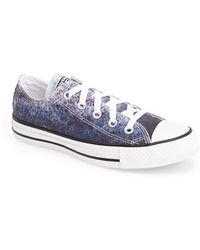 Converse Women'S Chuck Taylor All Star 'Digital Ox' Sneaker - Lyst
