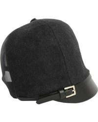 DSquared² Wool-Hat - Lyst