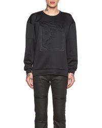 Versace Men'S Embossed Medusa Sweatshirt - Lyst