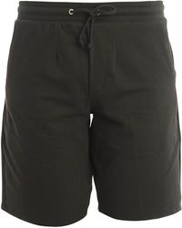 American Vintage Lachy Dale Shorts green - Lyst