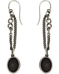 Werkstatt:münchen   Medallion Earrings   Lyst
