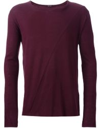 Lumen Et Umbra - Long-Sleeved T-Shirt - Lyst
