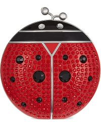 Kate Spade Lady Bug Clutch Bag - For Women - Lyst
