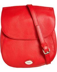 Osprey London Brown Leather Shoulder Bag – Shoulder Travel Bag