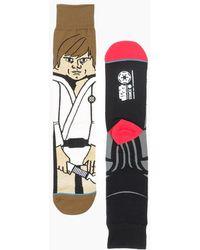 Stance Socks   Force Sock   Lyst