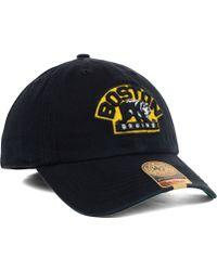 47 Brand Boston Bruins Franchise Cap - Lyst