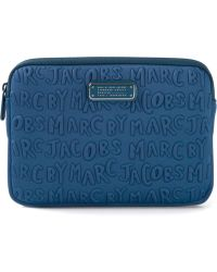 Marc By Marc Jacobs 'Adults Suck' Computer Case - Lyst
