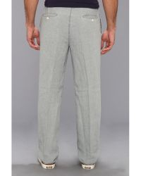 Tommy Bahama New Linen On The Beach Easy Fit Pant - Lyst