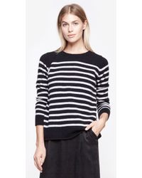 A.P.C. Mariniere Sweater - Lyst