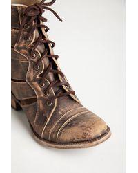 Steven by Steve Madden Highslat Boots - Lyst