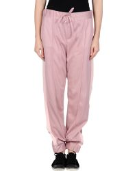 MSGM Casual Pants - Lyst