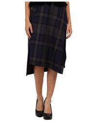 Vivienne Westwood Red Label Plaid Skirt - Lyst