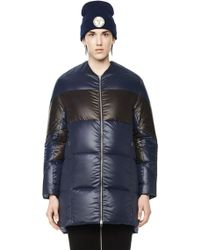Alexander Wang | Quilted Shell Coat | Lyst