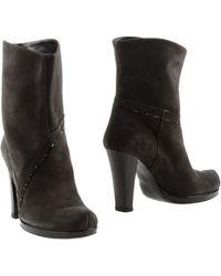 Enrico Lugani - Ankle Boots - Lyst