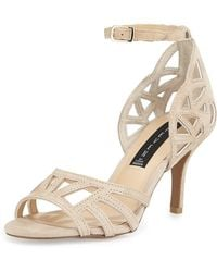 Steven by Steve Madden Vira Cut-Out Detail Sandal - Lyst