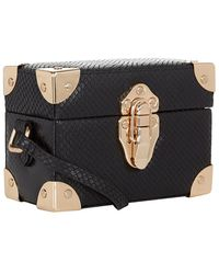Reiss - Efren Exotic Box Bag - Lyst