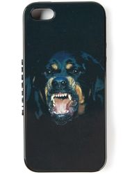 Givenchy Rottweiler Iphone 5 Case - Lyst