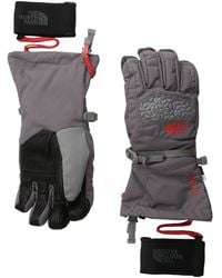 The North Face  Etip Facet Gloves - Lyst
