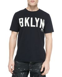 PRPS Brooklyn Logo Short-Sleeve Tee - Lyst